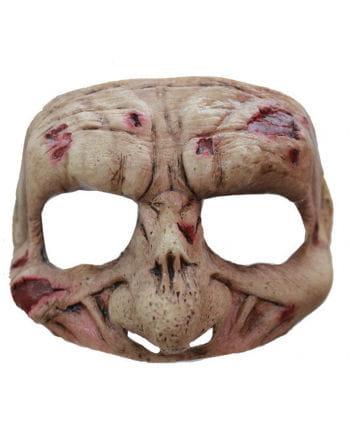 Blutige Zombie Walker Halbmaske