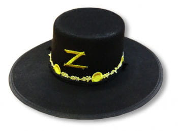 Zorro Child Hat