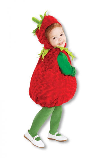 Super Sweet Strawberry Baby Costume