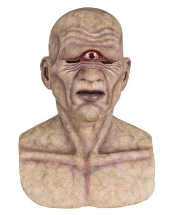 Cyclops silicone mask