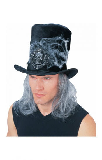 Top Hat with Hair