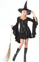 Frivolous Gothic Witch Costume. ML
