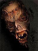 Verwesender Sensenmann Premium Maske