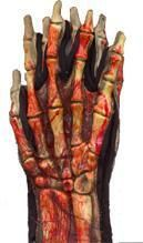 Blutige Monster Hände Deluxe