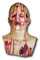 Zombie Mask Slashed Eye