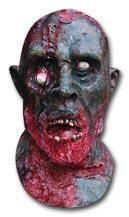 Car Crash Zombie Mask