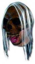 Rotting Skull Halbmaske