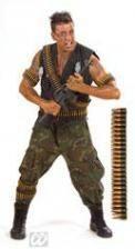 plastic ammunition belt