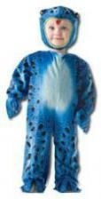 Blue Frog Kids Costume. XL (48 to 60 Mo)