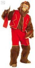 Plush Dance Monkey Suit