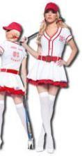 Baseball Baby Premium Costume Large