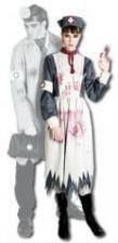 Lazaret Nurse Costume. L