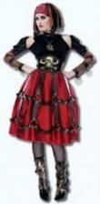 Apocalyptic Pirate Maiden Costume L