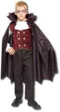 Little Vampire Rudolph Child Costume Size L