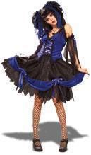Romantic Lolita Teenager Costume