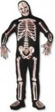Bloody 3D Skeleton Costume