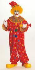 Funky Star clown costume