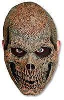 Totenschädel Maske aus Flexifoam