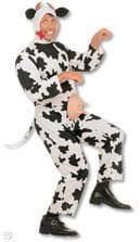 Crazy Cow Costume M