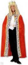 Königsmantel mit Hermelin