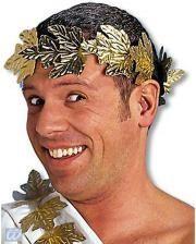 Golden Laurel Wreath