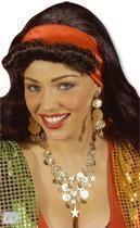 Goldenes Schmuckset Esmeralda