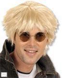 Herrenperücke Per Blonde