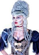 Marie Antoinette Ghost Wig