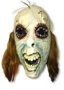 Poker Face Latex Maske