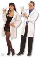 Doctors Lab Coat Unisex L