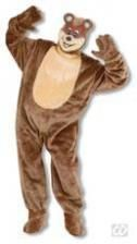 Plush Teddy Deluxe Costume