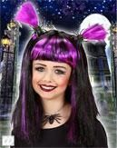 Halloween Child Wig Purple