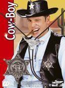 Sheriff star with Bolotie