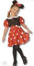 Mouse Girl Child Costume S