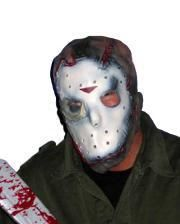 Jason Latex Maske