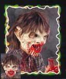 Yummy Zombie Premium Maske