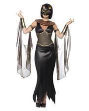 Egyptian Cat Goddess Ladies Costume
