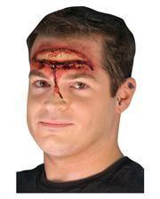 Skull latex wound
