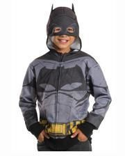 Batman Kapuzenjacke für Kinder