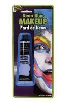 Neon Makeup Blue