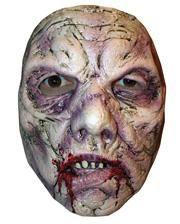 Blutige Zombie Horror-Maske