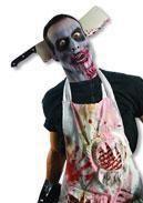 Zombie  Metzgerbeil Kopfschmuck