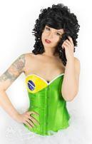 WM corsage Brazil
