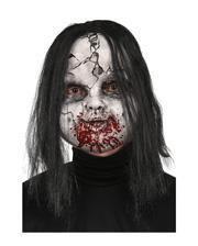 Porzellan Zombie Puppenmaske