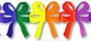 Colourful Bow Garland