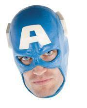 Marvels Captain America Maske