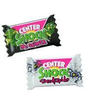 Center Shock chewing gum monster
