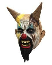 Horror Clown Mask Cream