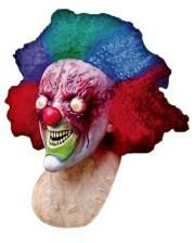 Crazy Clown Maske