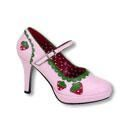 Pink Strawberry Shoes